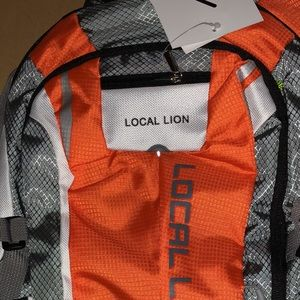 Local Lion hiking backpack